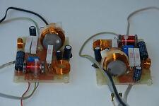 Hochwertige 3-Wege Frequenzweichen  aus JBL LX55G Boxen