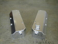 FORD CLEVELAND FABRICATED RACE ROCKER COVERS XY, XF DASH FITTINGS AND FILLER