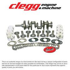 CHRYSLER 413/426/440-505 SCAT STROKER KIT Premium Forged(Flat)Pst., H-Beam Rods