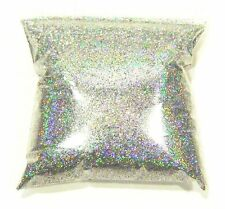 "11oz / 325ml Silver Jewels Holographic  Metal Flake .015"" Paint Additive LF0611"