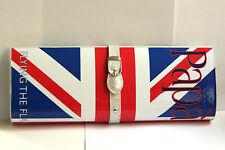 RIVISTA Frizione Paparazzi Union Jack Bandiera Britannica Bag New
