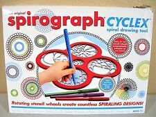 Spirograph Cyclex Kit Drawing Board Ruler Educational Toys Gift Spiral Art