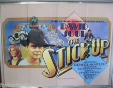 Cinema Poster: STICK-UP, THE 1977 (Quad) David Soul Pamela McMyler Johnnie Wade
