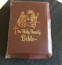 The Holy Family Bible