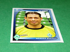 180 TIM WIESE WERDER BREMEN EFA PANINI FOOTBALL CHAMPIONS LEAGUE 2008 200