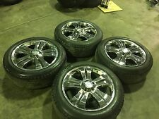 "MERCEDES X164 GL550 GL450 CHROME 19"" WHEEL WHEELS TIRE TIRES OEM GL350 RIM RIMS"
