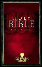Holy Bible Holman Christian Standard Bible: Red-Letter Text Edition, , Good Book