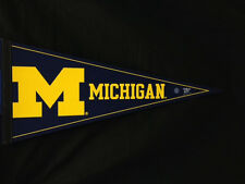 "Michigan Wolverines 12"" X 30"" Felt Pennant By Wincraft Sports"