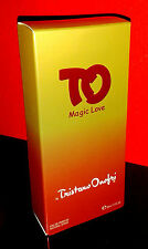 Tristano Onofri TO Magic Love 50 ml Eau de Parfum Spray *Rarität* NEU/OVP
