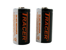 Tracer Lithium CR123A 3V Batteries