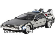 HOTWHEELS ELITE X8493 1:43 DELOREAN DMC-12 BACK TO THE FUTURE THE TIME MACHINE