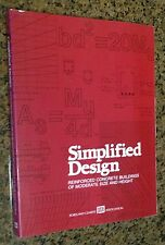 Simplified Design - Reinforced Concrete Buildings of Mederate Size PCA 1984