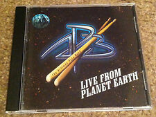 Pyle, Artimus (Band) - Live From Planet Earth (LYNYRD SKYNYRD drummer / 2000 / 1