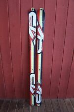 K2 Backup Alpine Touring Downhill Skis 167 cm AT Backcountry- Nice