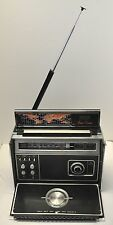 Vintage Zenith Trans-Oceanic R7000 Ch= 2WKR70 12 Band Radio - Working