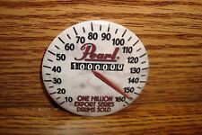 Pearl 1000000 One Million Export Series Drums Sold / Pin back