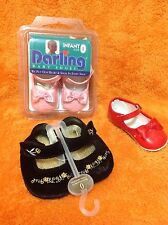 """Infant Shoes/Doll Shoes - Will Fit 24"""" Adora Dolls"""