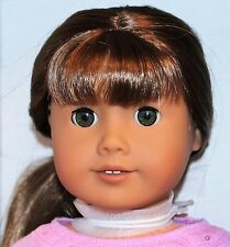 American Girl Doll Just like you / Truly Me #43 NIB Brown Hair Hazel eyes