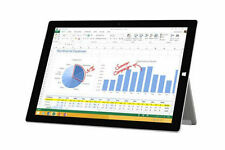 "Microsoft Surface 3 Tablet 10.8"" 64GB Windows 10 Computer 7G5-00015"