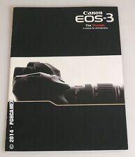 CANON EOS-3 BOOKLET