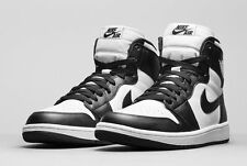 2014 NIKE AIR JORDAN 1 RETRO HIGH OG BLACK WHITE Size 13. 555088-010 2 3 4 5 6