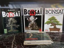 Bonsai Arbres miniatures japonais l'art du Bonsaï ARTBOOK by PN