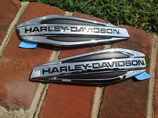 WHOLESALE Genuine HARLEY EMBLEMS DYNA SOFTAIL GAS FUEL TANK EMBLEMS SET