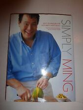 Simply Ming: Easy Techniques for East-Meets-West Meals, Ming Tsai, 1st Editio114