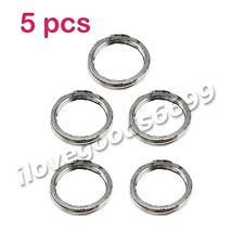 5pcs 32mm Exhaust Muffler Pipe Gasket For Pit Dirt Bike Atv Quad Moped Scooter