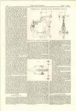 1895 Motore elettrico per imbarcazioni a remi NUOVO Mayne