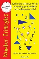 Number Triangles by Clarity Media (2014, Paperback)