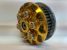 DUCATI Antihopping Kupplung clutch gold NEU SBK 1098/1198, Streetfighter 1098