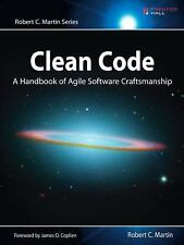 Robert C. Martin: Clean Code : A Handbook of Agile Software Craftsmanship by...