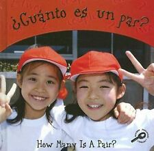 Cuanto Es Un Par/How Many Is a Pair (My First Math Discovery) (Spanish Edition)
