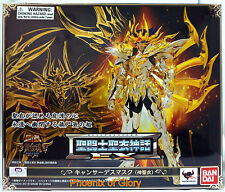 NEW BANDAI SAINT SEIYA MYTH SOUL OF GOLD GOD CLOTH EX CANCER DEATHMASK USA