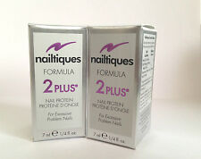 Nailtiques Formel 2 Plus Nagel Protein x2 7 ml Flaschen