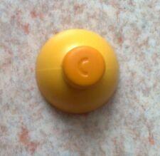 """Stick Analogique """"Bouton C"""" Remplacement pour manette Gamecube - Joystick jaune"""