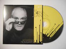CLAUDE NOUGARO : LES DON JUAN ♦ CD SINGLE PORT GRATUIT ♦