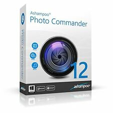 Ashampoo Photo Commander 12 deutsche Vollversion ESD Download 11,99 statt 49,99!