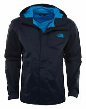 North Face Venture 2 Mens A2VD3-TUQ Urban Navy Waterproof Rain Jacket Size L