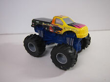 Black Stallion Truck Hot Wheels Monster Jam Rev Tredz Treads VHTF