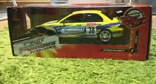 Joyride The Fast And The Furious 2002 Mitsubishi Lancer Evolution 1:18