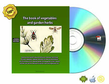 How to Grow Vegetable,Herbs cultivation & its Vintage Collection Books On CD
