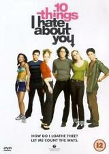 10 Things I Hate About You [DVD] [1999], Good DVD, Daryl Mitchell, Larry Miller,
