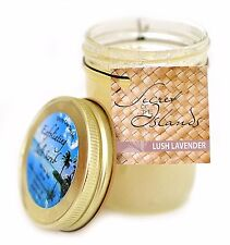 Secret of the Islands Lavender Sea Salt Scrub 8oz Jar