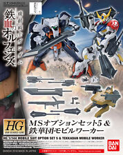 Gundam 1/144 HG Gundam Iron-Blooded Orphans MS Option Set 5 & Tekkadan Worker