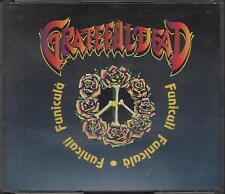 "GRATEFUL DEAD - RARO 3 CD ITALY ONLY "" FUNICULI' FUNICULA' """