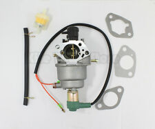 Carburetor with Solenoid for Honda GX270 GX390 8HP 9HP 11HP 13HP Generator Carb