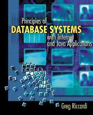Principles of Database Systems with Internet and Java Applications, Riccardi, Gr