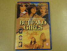 DVD / BUFFALO GIRLS ( ANJELICA HUSTON, MELANIE GRIFFITH... )